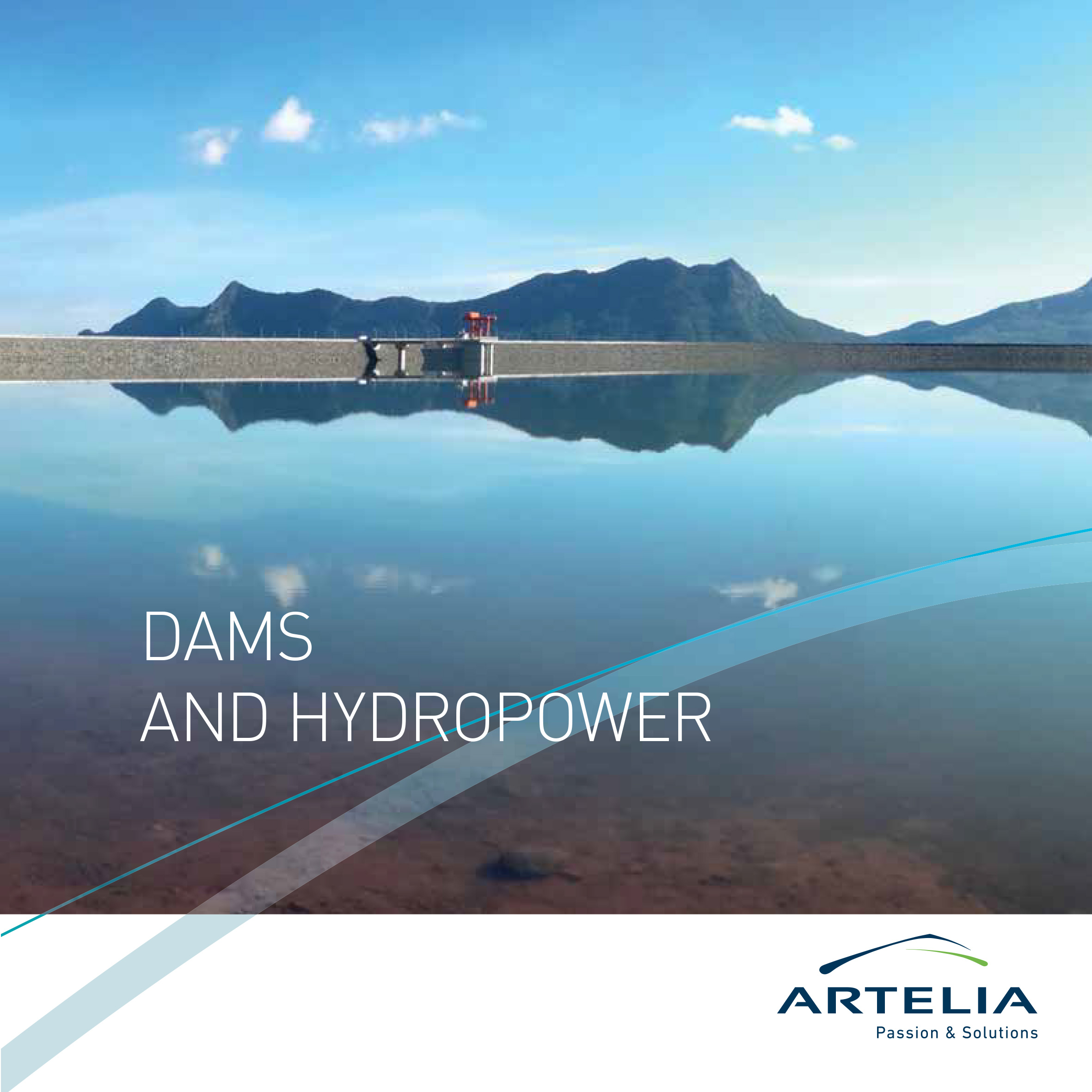 """Dams and Hydropower"" book"