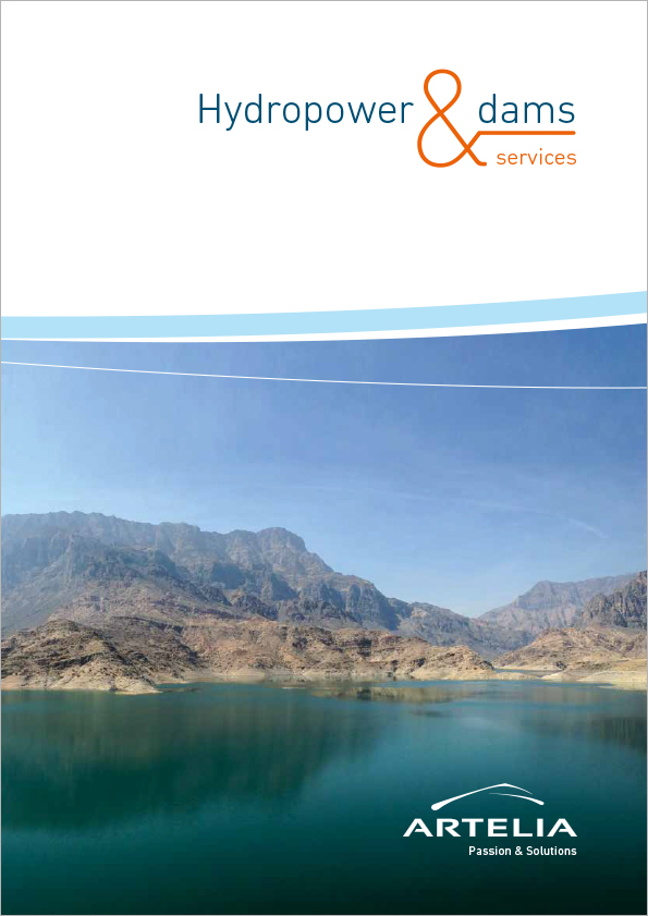 Hydropower & Dams services brochure