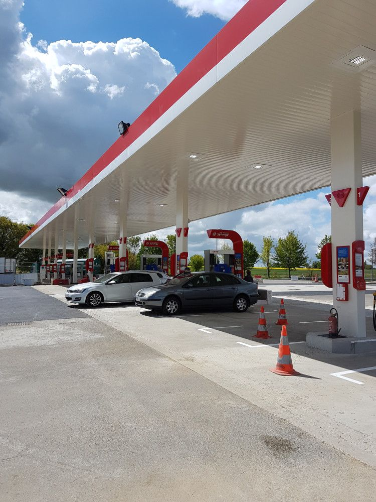Navigate To The Closest Gas Station >> Service Station Networks Artelia Group