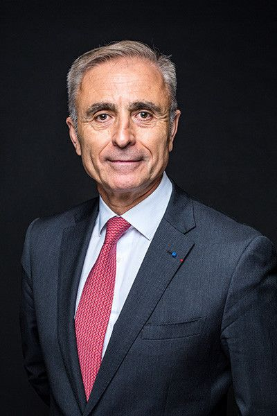 Claude Imauven, Chief Operating Officer SAINT-GOBAIN