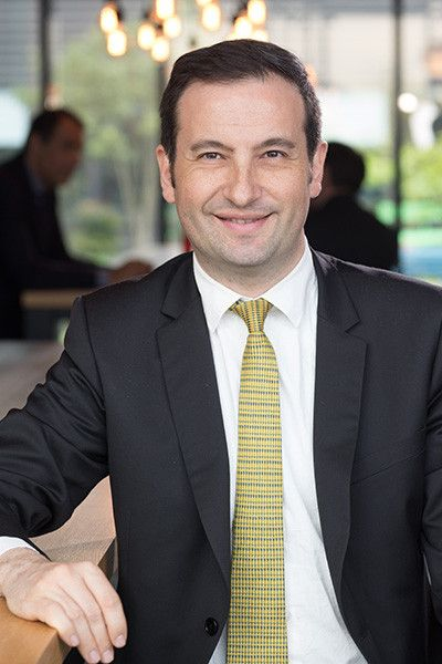 Frédéric Abbadie, Director, Finance and Purchasing