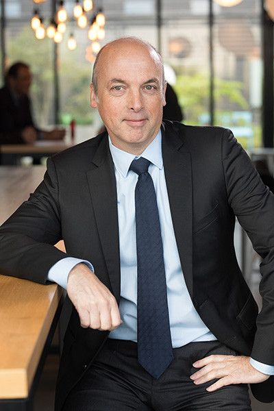 Antoine Pigot, General Manager, Artelia International
