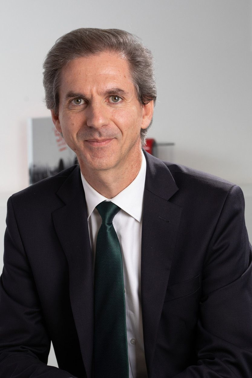 Benoît Clocheret  Chief executive officer Artelia