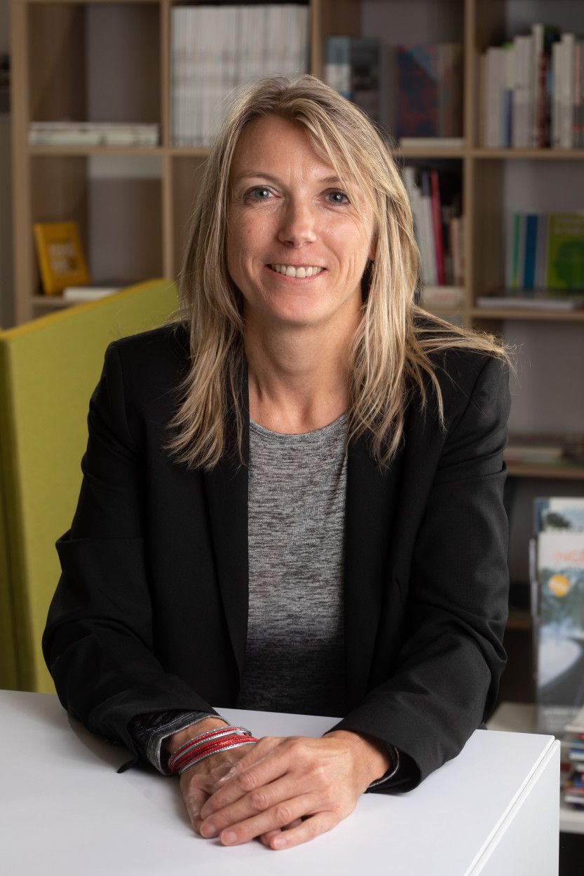 Armelle Valentin, Head of the Toulouse branch office