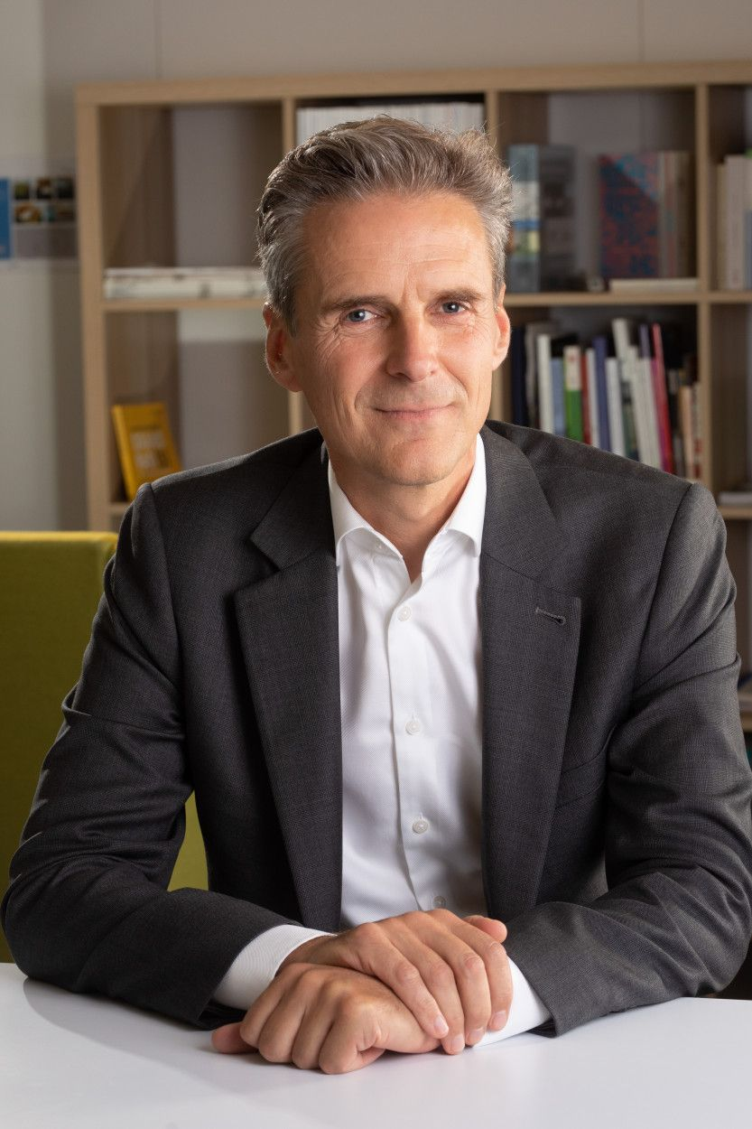 Stéphane Villecroze, Founder and Managing Partner   Demeter