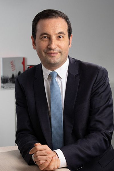 Frédéric Abbadie, Director Finance and purchasing