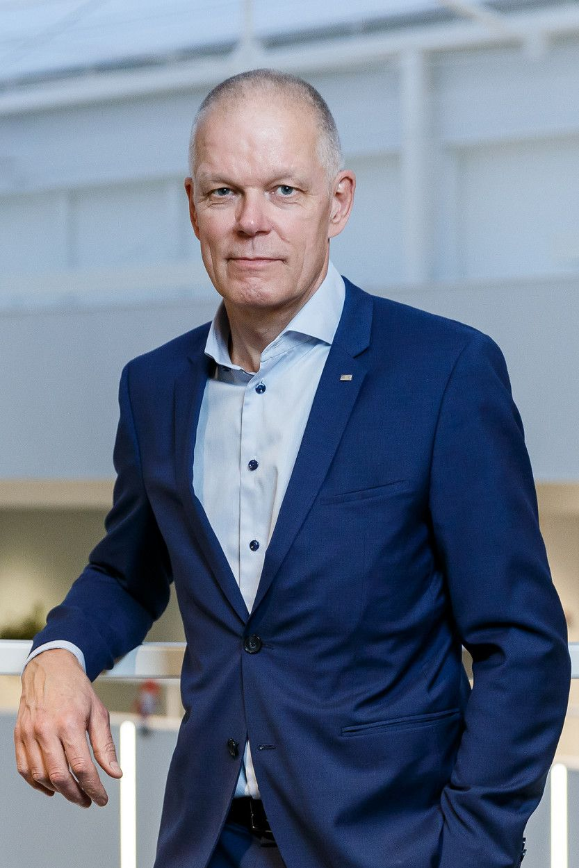 Christian Listov-Saabye Chief executive officer MOE (Denmark)