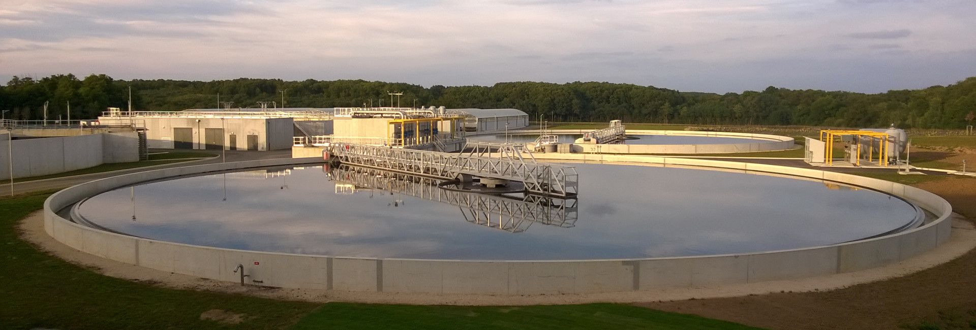 Chartres wwtp