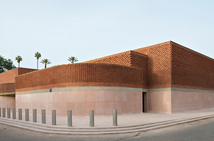 Inauguration of the Yves Saint Laurent Museum in Marrakech (mYSLm)