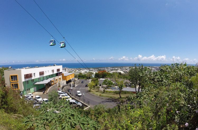 Saint-Denis de la Réunion to have its first urban cable car