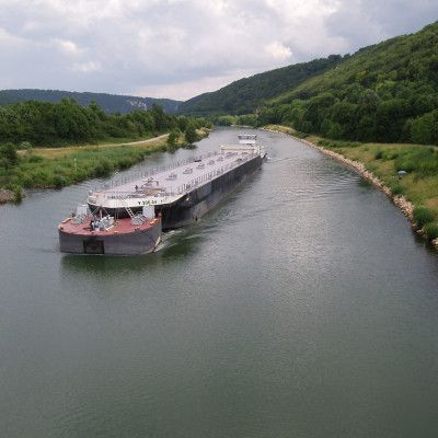 River and maritime transport, waterways