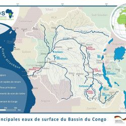 Surface waters of the Congo Basin