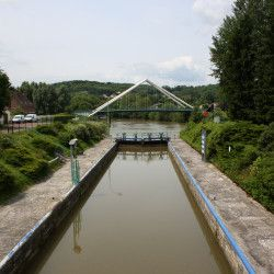 Replacement of the existing manually operated dams with automated dams