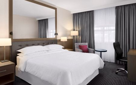 Chambre Sheraton Hotel, Heathrow